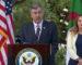 L'ambassadeur américain prépare son pays à prendre position sur la présidentielle