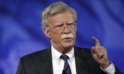John Bolton : «Les Sahraouis doivent retourner chez eux !»