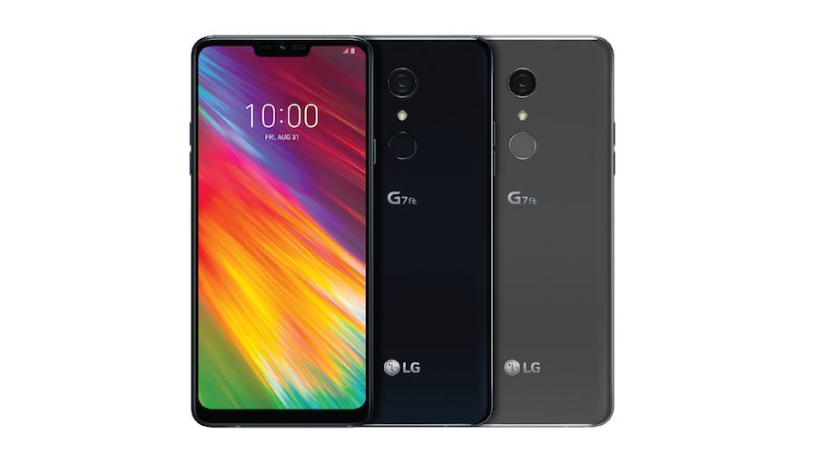 LG G7 Fit Range