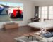 Le nouveau projecteur Cinebeam Laser 4k de LG doté de ta technologie Ultra-Courte Portée au CES 2019