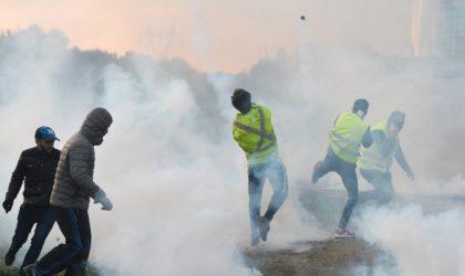 Une Algérienne morte asphyxiée par les gaz lacrymogènes à Marseille