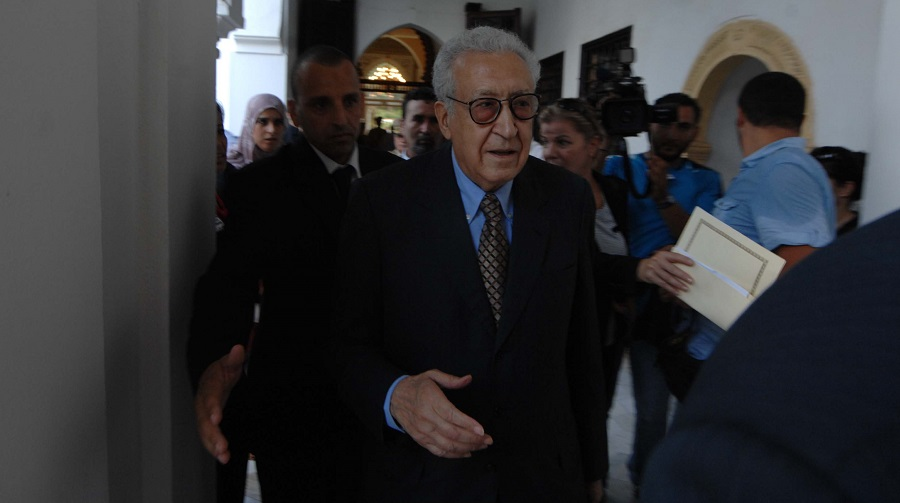 Lakhdar Brahimi Makhzen