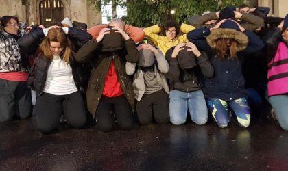 Quand la police française imite Daech dans la répression des manifestants