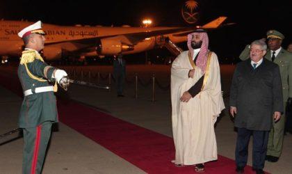L'Algérie limite la visite de Ben Salmane à un cadre purement économique