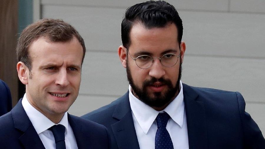Macron urgence
