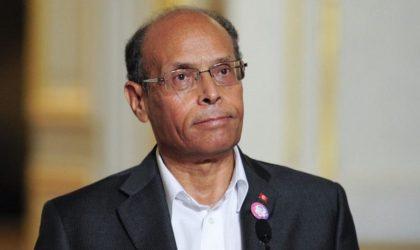Un ex-ambassadeur des Etats-Unis : «Marzouki était lié aux terroristes»