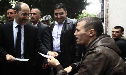 Pris dans son propre piège : l'islamiste Mokri veut sonder les Algériens