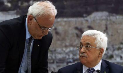 Processus de paix au Proche-Orient : Erekat lance un défi à Netanyahou