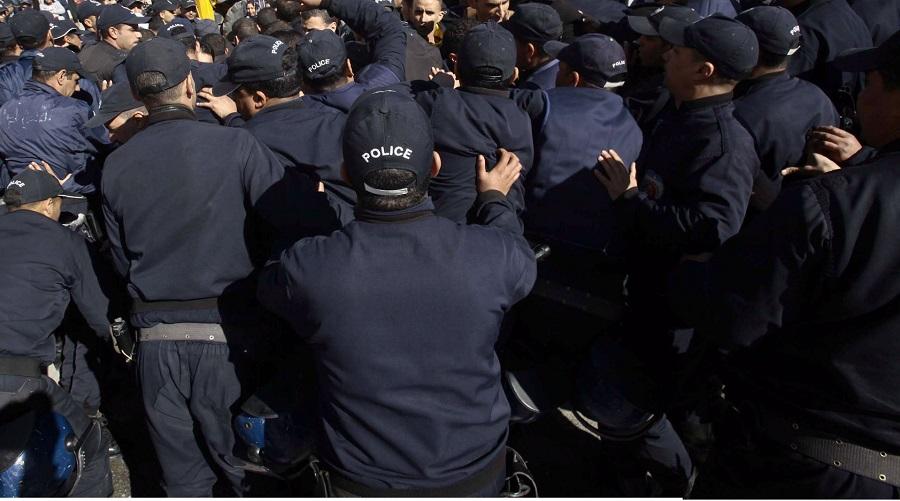 Kabylie police gendarmerie MAK