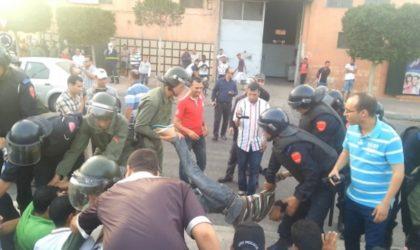 La répression marocaine contre les civils sahraouis atteint son paroxysme