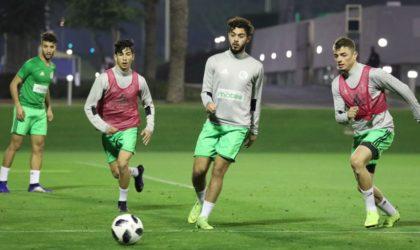 Qatar – Algérie A' : test de vérité pour les locaux