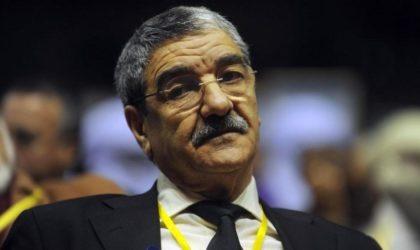 Saïd Sadi: «Je ne suis pas partie prenantede la mise en scène présidentielle»