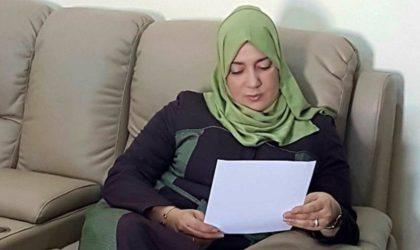 Contribution de Bachir Medjahed – Naïma Salhi et le virus de la division