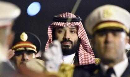 Comment la presse saoudienne a couvert la visite de Ben Salmane à Alger