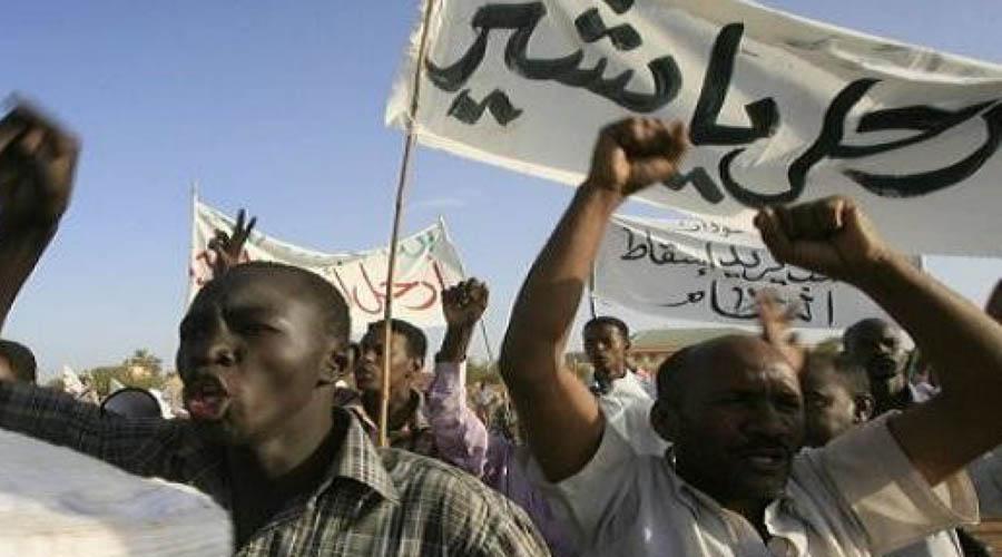 Soudan-manif