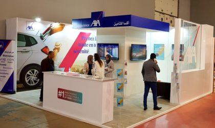 AXA Assurances Algérie présente ses offres automobiles spéciales au salon AutoWest