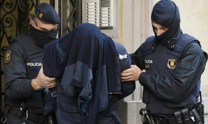 Arrestation d'un terroriste de nationalité marocaine en Espagne