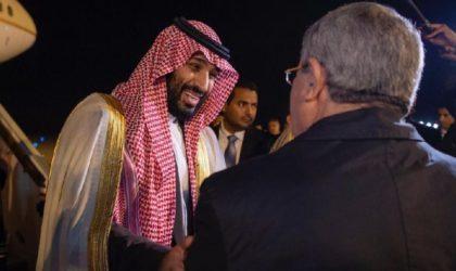 Ben Salmane sera reçu pendant «deux longues heures» par Bouteflika