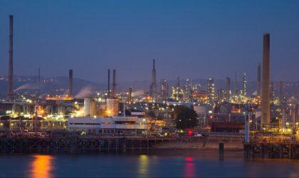 Energie : la raffinerie d'Augusta en Italie devient la propriété de Sonatrach