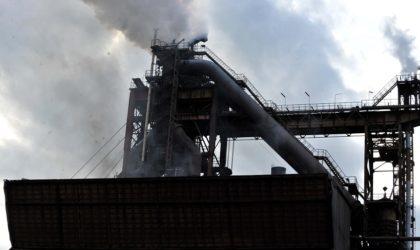 Les Russes intéressés par la reconstruction du complexe sidérurgique d'El-Hadjar