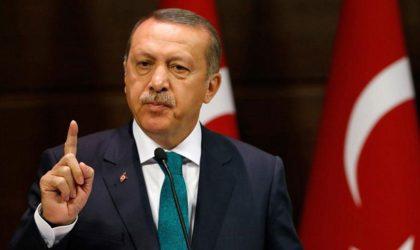 Erdogan «convoque» ses auxiliaires algériens Aribi et Mokri à Istanbul