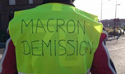 Gilets jaunes : détermination intacte pour faire tomber Macron