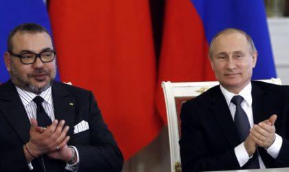 Poutine refuse de vendre des armes sophistiquées à Mohammed VI