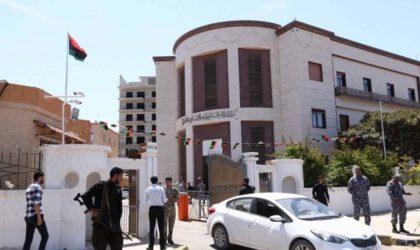 Libye : le ministère des Affaires étrangères cible d'une attaque terroriste