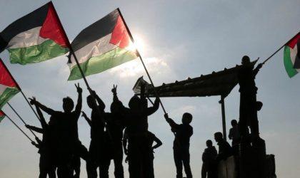 Des Palestiniens retenus en Algérie refusent leur rapatriement vers Ghaza