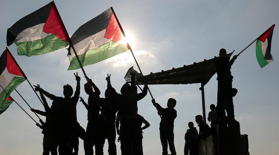 palestiniens Ghaza