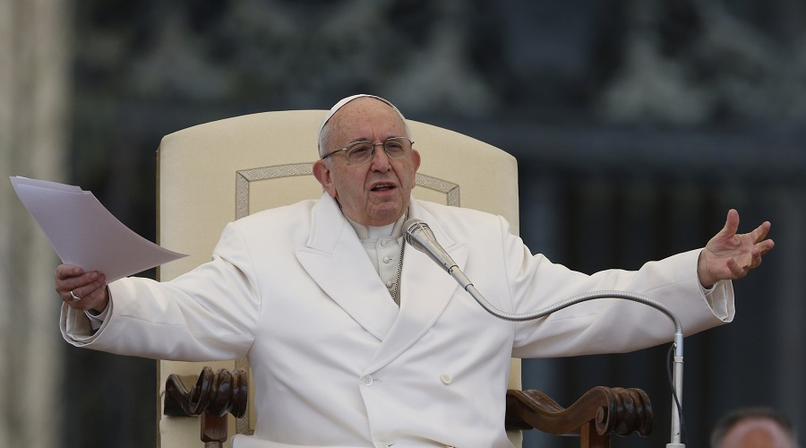 Pape François Algérie