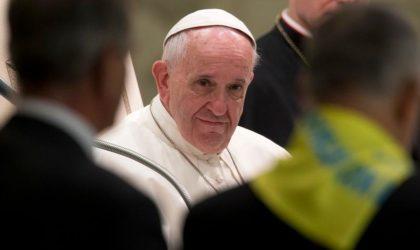 Selon l'évêque d'Oran : le pape François n'a pas annulé sa visite en Algérie