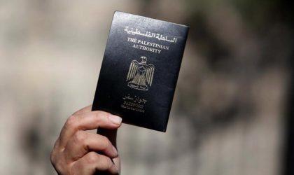 La version d'un média libanais sur les Palestiniens que l'Algérie va expulser