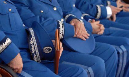 Lahbiri opère de grands changements à la tête des commissariats de police