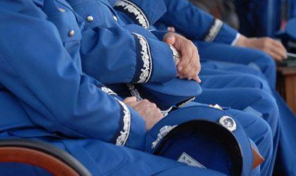 Promotions massives dans le corps de la police avant le grand changement