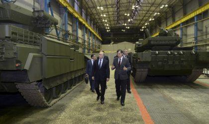 Production d'armes : la Russie détrône la Grande-Bretagne