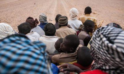 Des groupes terroristes «sécurisent» les migrants clandestins entrés en Algérie