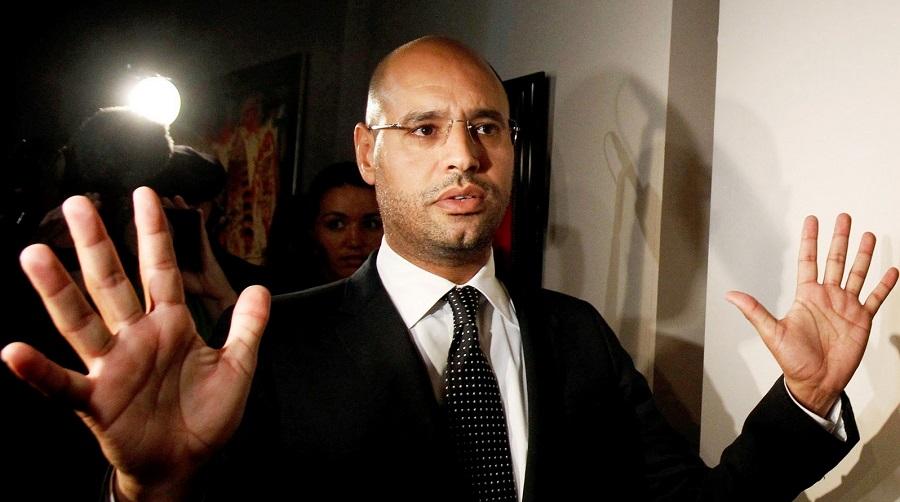 Seif Al-Islam Kadhafi Libye