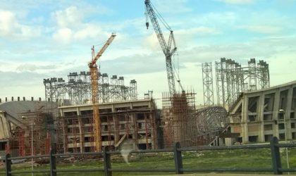 Nouveau stade de Baraki : l'entreprise chinoise CRCEG mise en demeure par le MJS