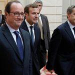 Hollande Macron Sarkozy