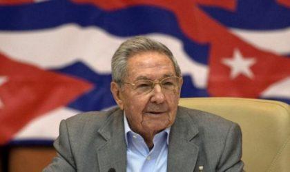 Castro: «Cuba est disposé à coexister pacifiquementavec les Etats-Unis»
