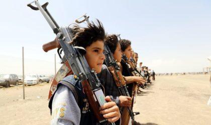 Enlisée au Yémen, l'Arabie Saoudite achète des enfants-soldats