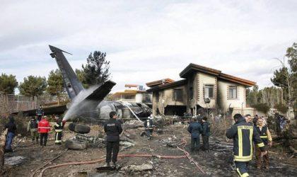 Iran : 13 morts dans le crash d'un avion cargo militaire (armée)