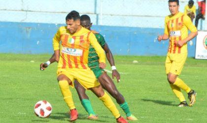 Coupe de la CAF : le NAHD à 90 minutes des poules