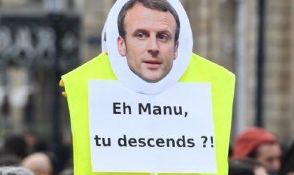 Le président français n'a convaincu ni les Gilets jaunes ni l'opposition