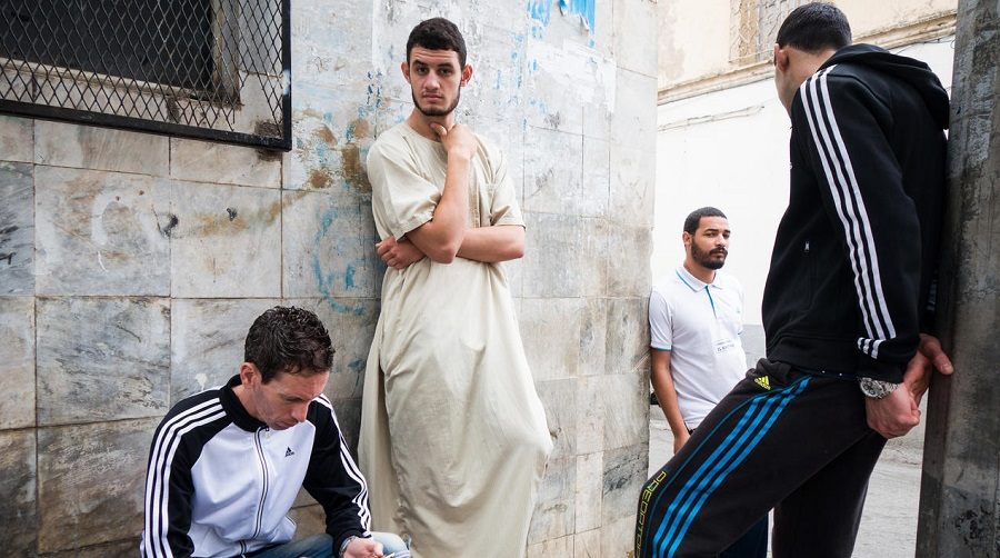 Algériens Oxford