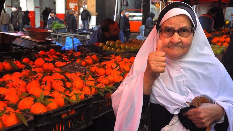 Algériens profil