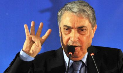 Ali Benflis annonce sa candidature à la présidentielle d'avril 2019