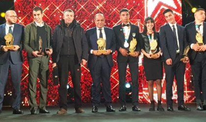 Algerian Olympic and Sports Awards 2018 : Alliance Assurances récompense les meilleurs athlètes