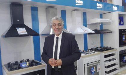 Beko & Maxwell ouvre un showroom à Hussein Dey